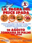 LA 6° SAGRA DEL PESCE SPADA 2015 A PALMI